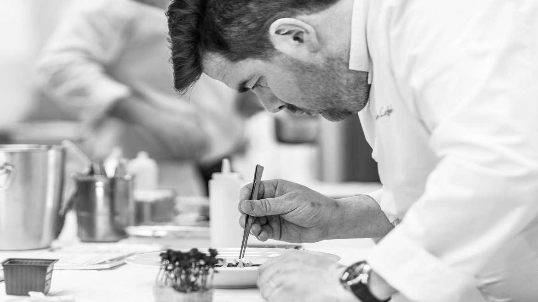 Julien Lefebvre, un chef étoilé engagé